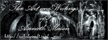 Unholy Vault - The Art and Writings of Asenath Mason