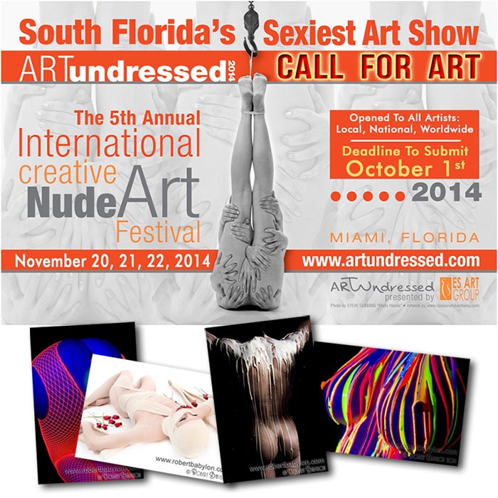 ArtUndressed Erotic Art Festival