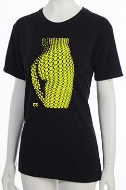 """Bubbles"" T-Shirt - Yellow"