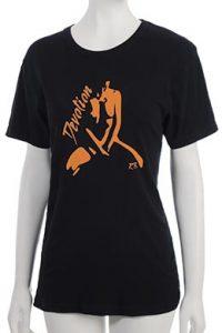 """Devotion"" T-Shirt - Orange"