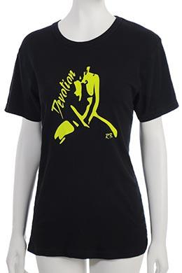 """Devotion"" T-Shirt - Yellow"