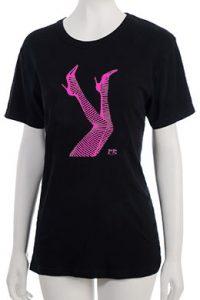 """""""Legs"""" T-Shirt - Pink"""