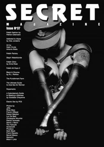 Secret Fetish Photography Magazine Issue 37
