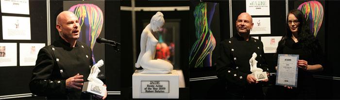 Erotic Artist of the Year Award