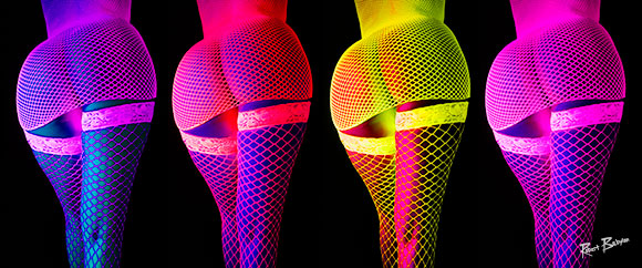 Erotic Fishnet Photos