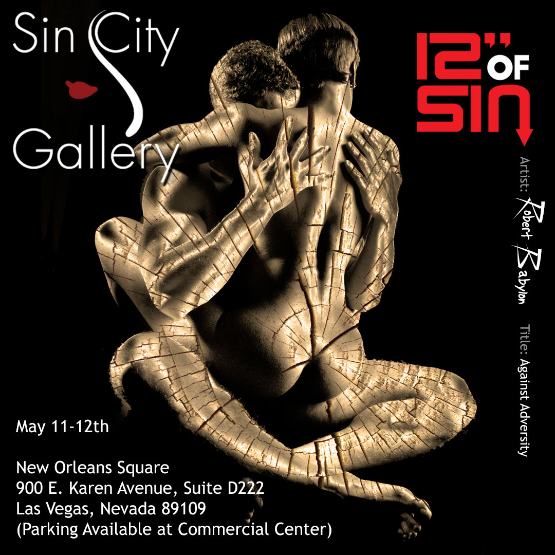 12 Inches of Sin - Sin City Gallery - Las Vegas