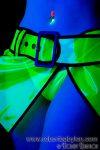 Neon PVC Skirt